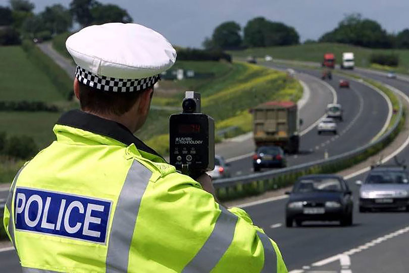 Nearly 1 3 Million Drivers Dodge Speeding Fines Confused Com