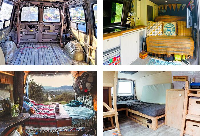 Diy Campervan Conversion Guide Confused Com
