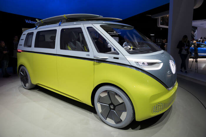 VW electric