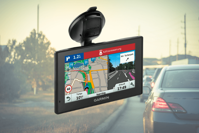 Five of the best sat navs on the market for 2019 - Confused.com Sat Nav With Uk And Usa Maps on