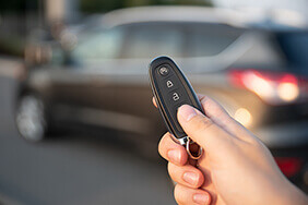 Keyless car entry