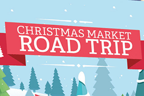 Christmas market road trip