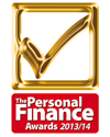 Personal finance awards  logo
