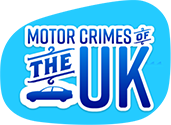 Motoring crime map of the UK