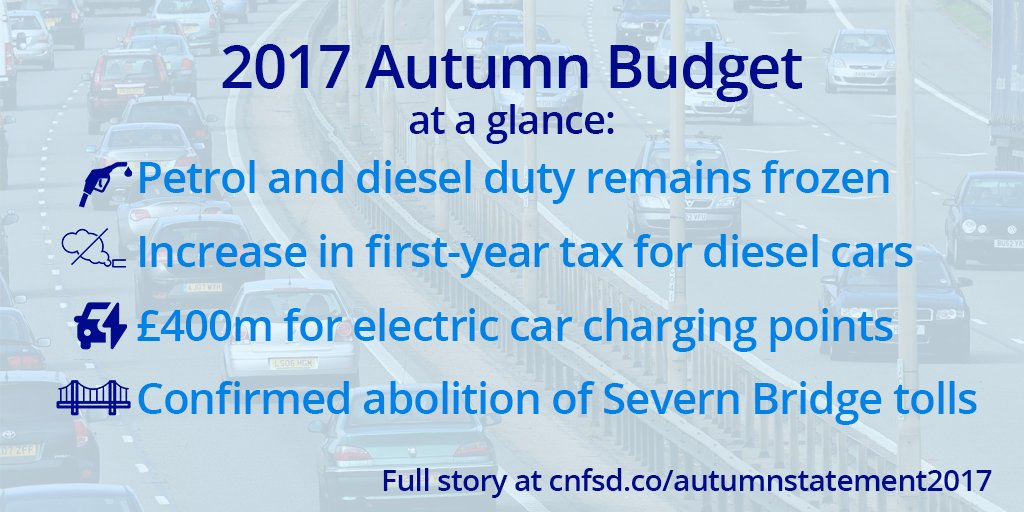 2017 Autumn Budget at a glance