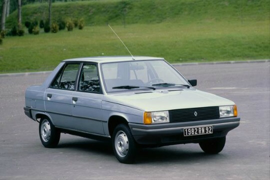 A Renault 9