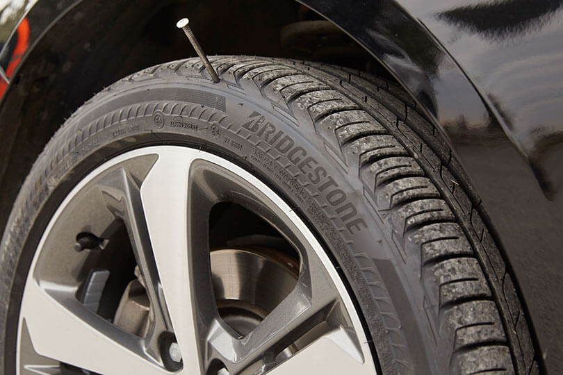 Tire Pressure On A Car, Bridgestone Driveguard Tyre, Tire Pressure On A Car