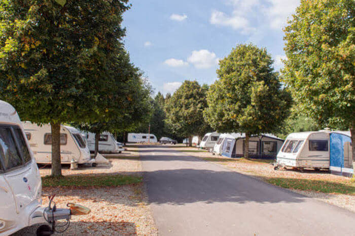 Burford Caravan Site