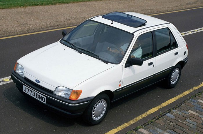 Ford Fiesta Mark