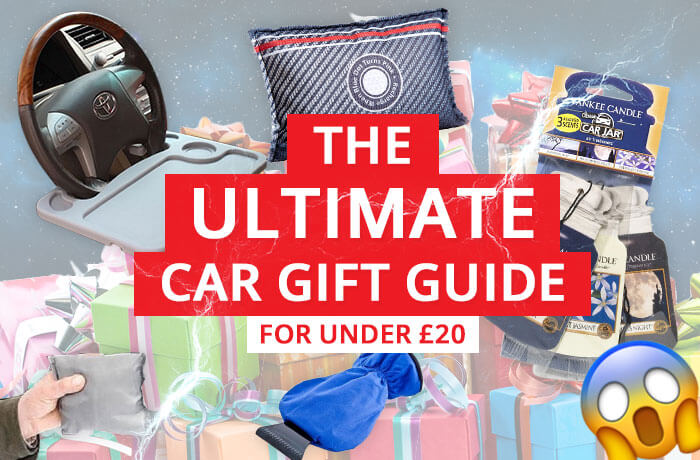 11 Creative Gift Ideas For People Who Drive A Lot