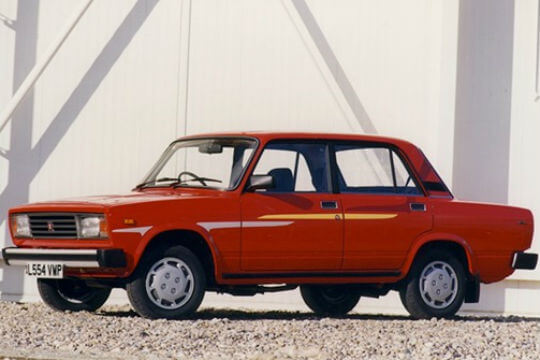What An Amazing Little Car The Lada Riva Has Been.