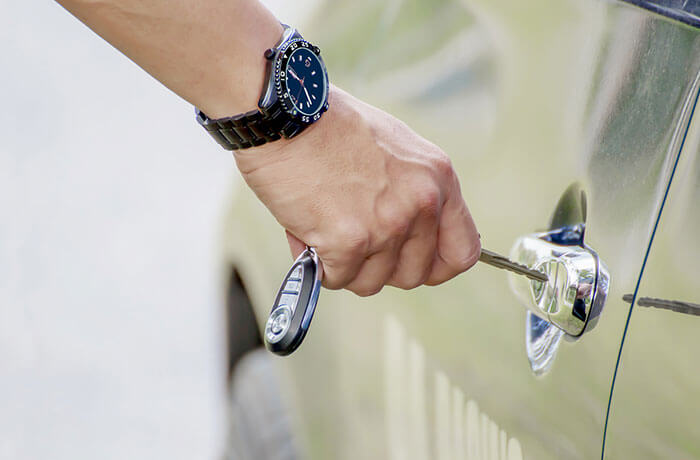 Lost Car Key Insurance Cover