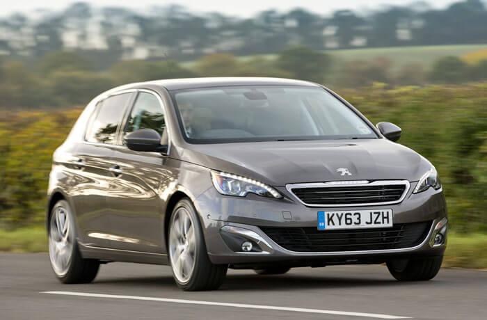 Peugeot 308 Most Efficient