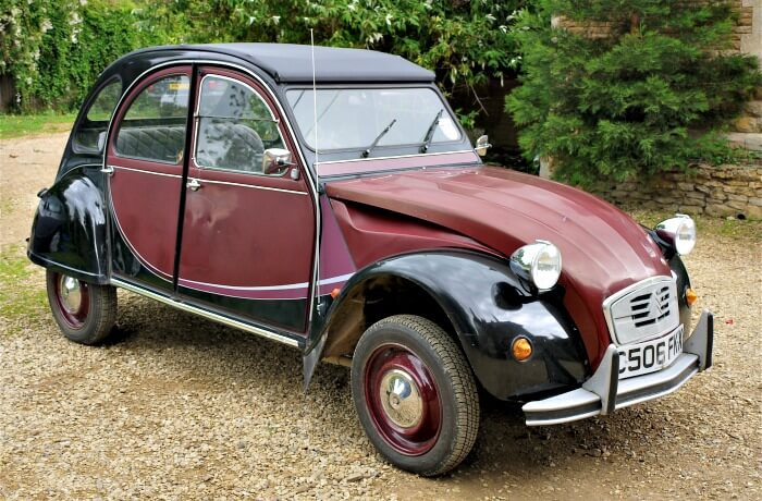 There May Be A Lot Of Affection In The World For 2cv But Fact Remains It S Still One Ugliest Creations Ever Seen