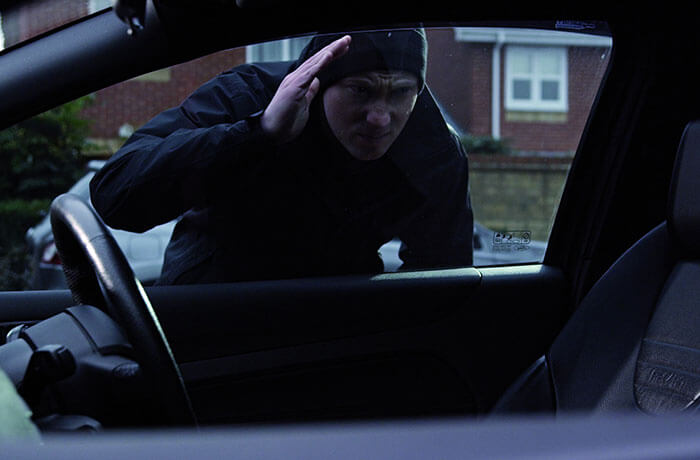 What to do if your car is stolen uk