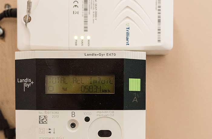 how to read your smart meter energy australia