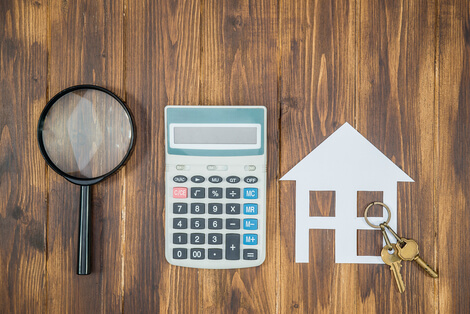 Calculating the cost of getting a mortgage