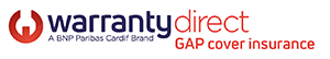 Warranty direct gap insurance logo